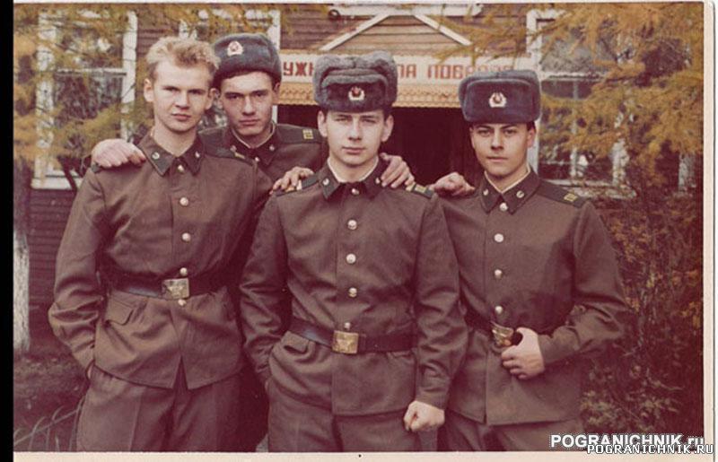 КСЗПО  Окружная школа поваров г.Петрозаводск 1989