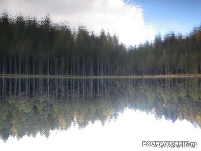 """Валдай 2005, озеро """" Глазок"""""""