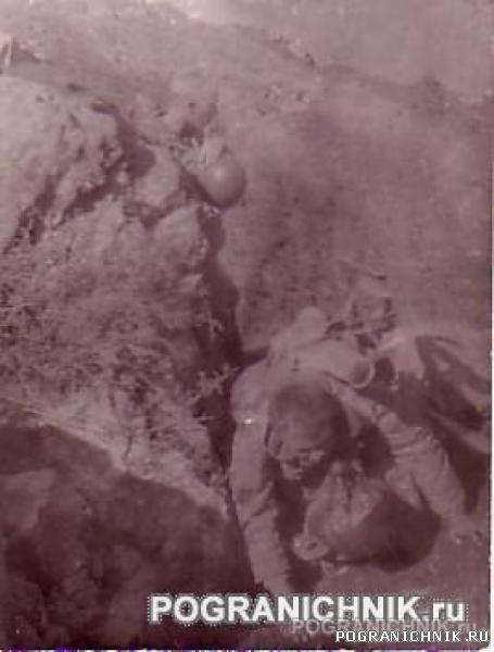 Памир.Операция в Джавайском ущелье1983г.
