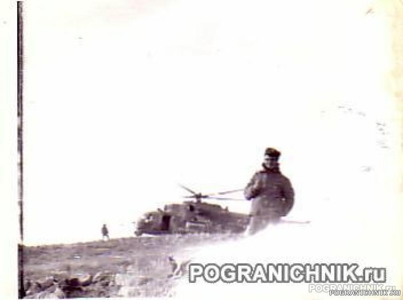 Мормольская операция -февраль 1984.