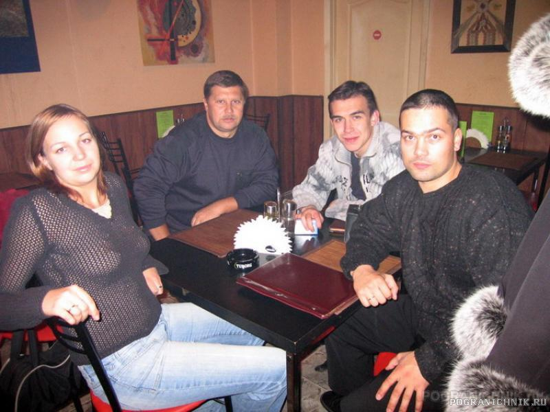 Наши Питерские гости