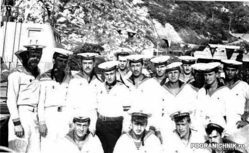 МЧПВ День ВМФ ,Балаклава 1987
