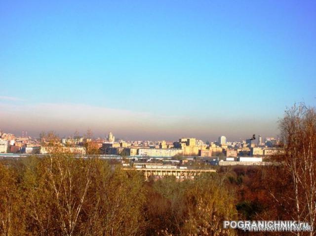 Москва. Я люблю свой город...