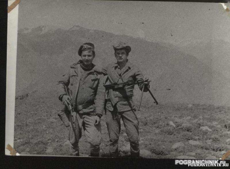 Перевал Чашм-Дара,лето1983г.Куфабское ущл.КСАПО.