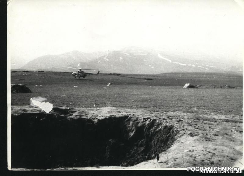 Куфабское .ущл. Перевал Чашм-Дара.Лето 1983г.КСАПО