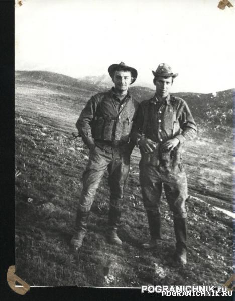 Разведка в долину Львов июль 1983г.КСАПО.
