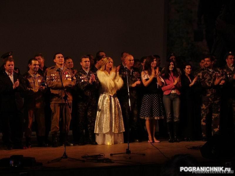 Фестиваль афганской песни в музее ВИА