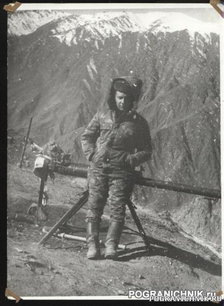Сайдан.Куфабское ущл,осень 1983г.КСАПО.