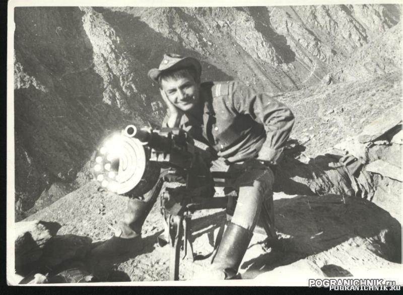 Куфабское ущелье.Сайдан,осень1983г.КСАПО.