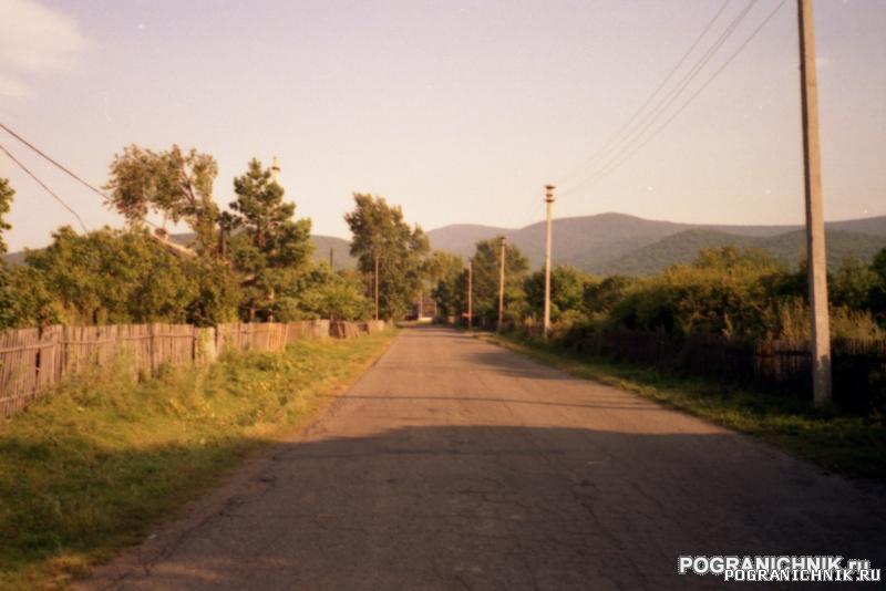 КДПО, село Казакевичево