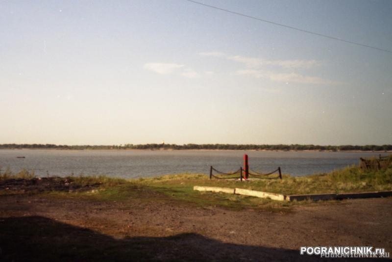 КДПО, на берегу Уссури (Казакевичево)