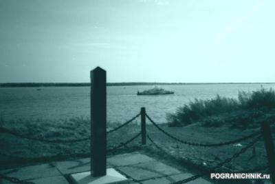 КДПО, на берегу Уссури