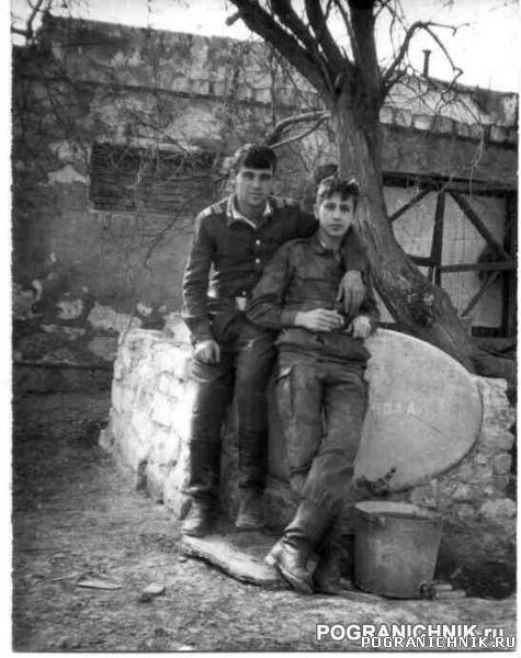 КСАПО Караколинский ПО, 1ПК Кизыл-Атрек.1990 г.