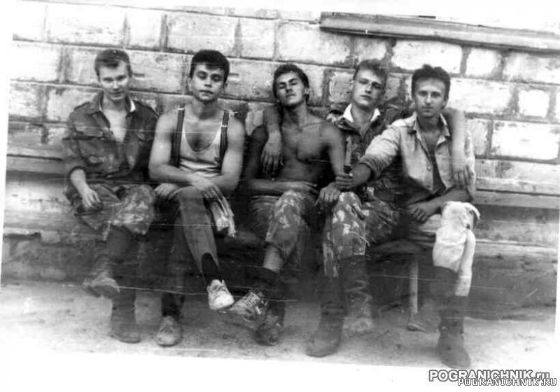 КСАПО Караколинский ПО, 1ПК Кизыл-Атрек.1989 г.