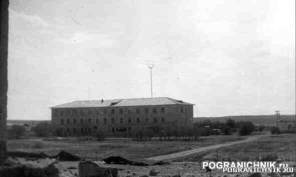 КСАПО Караколинский ПО, 1 ПК Кизыл-Атрек 1990 г.