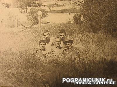 КСАПО. 1ПК Кизыл-Атрек. Весна 1981.