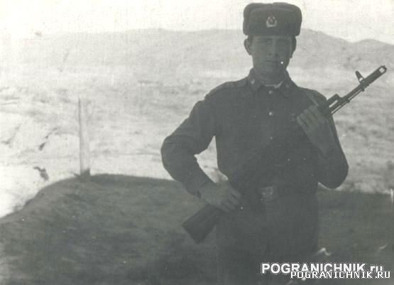 КСАПО. Тахта-Базар. Щербаков Коля, 1980 г.