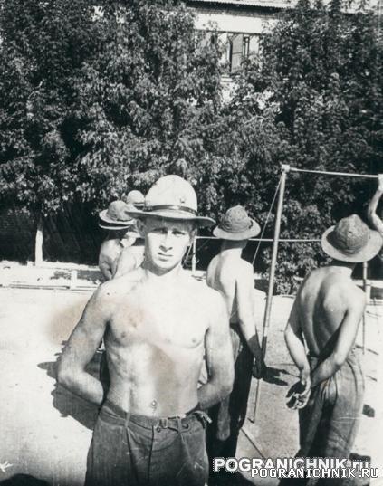 КСАПО. Каахка, МОШСС. Щербаков Коля, 1980 г.