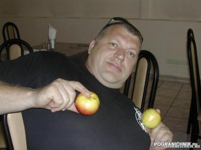 Яблочки... наливные.