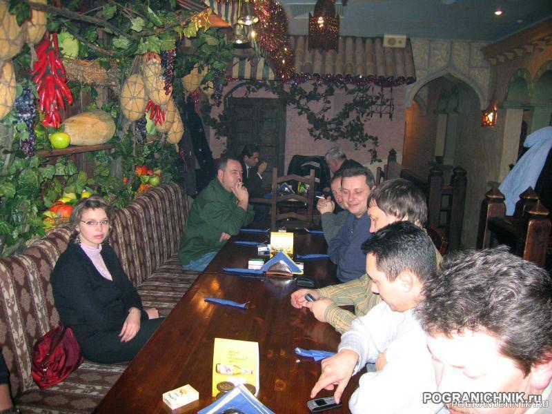 Форумчане размещаются в Шеш-беше