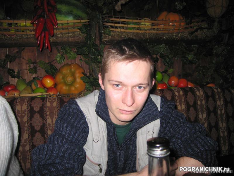 Вот оно, лицо Военно-исторического Форума! Николай Аничк