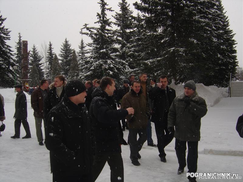 10 лет со дня выпуска 2 батальон 1991-1995