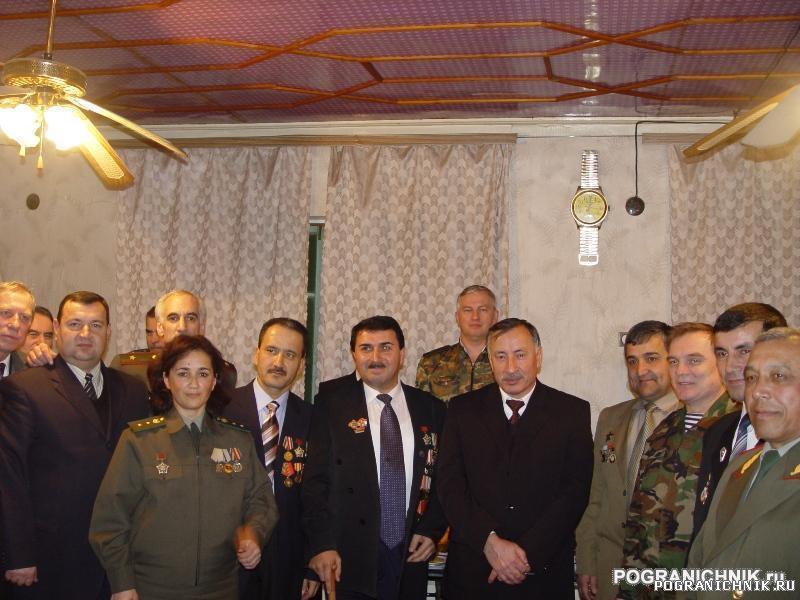 День вывода. Душанбе февраль 2005.