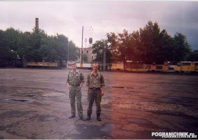 КТПО, Плац в\ч 2488 (2)