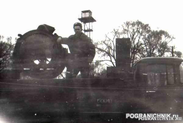 """КТПО-ПОГЗ """"Полтавка""""  прожектор АПМ-90"""