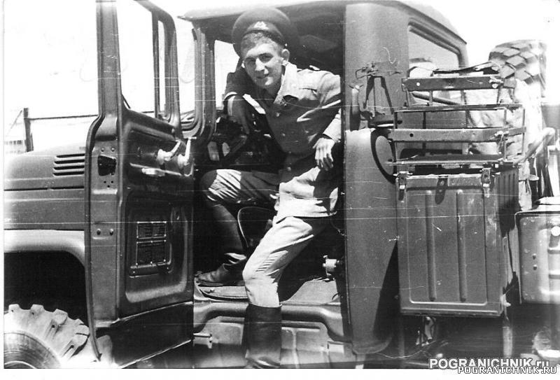 Брылинский Ю. – водитель Града Чунджа