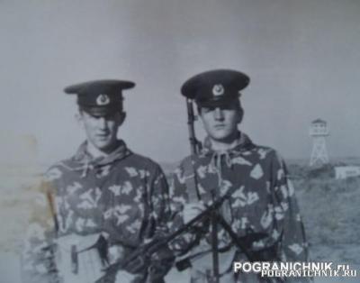1 батальон 1988-1992 гг. ДРГ 1988