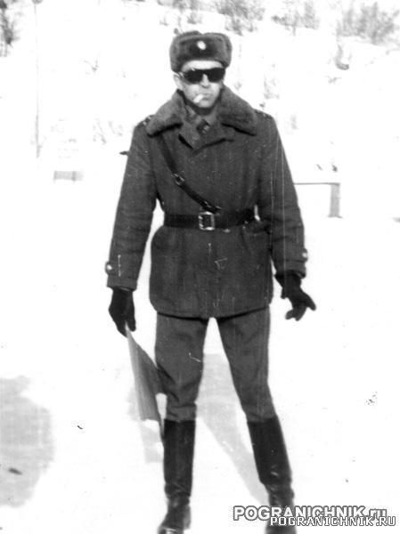 Капитан Андреев. Эксклюзив.