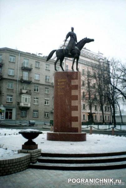 Памятник защитникам Украинской границы