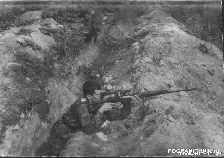 Типа снайпер