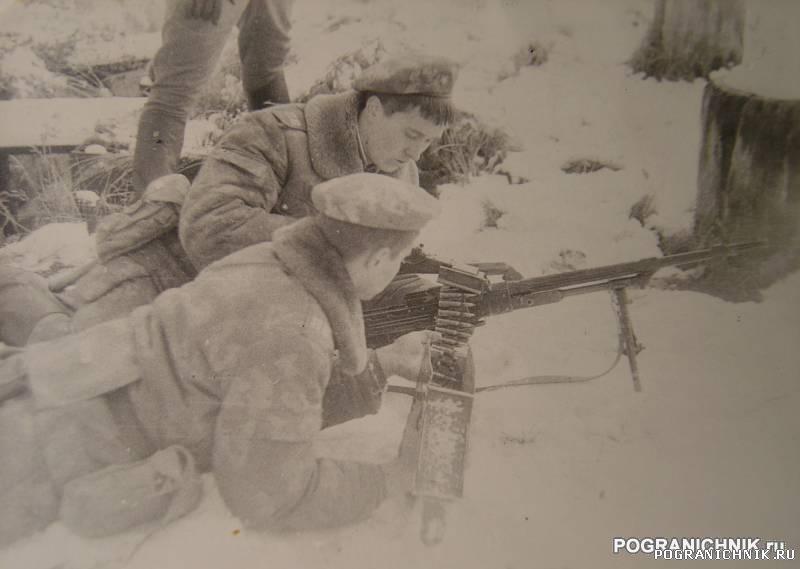 Никель 1984. Стрельбище в Раякосках.