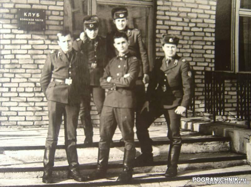 Никель-Аллакурти 1983г. Фотографы пяти отрядов.