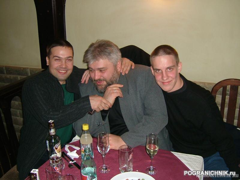 Кре4ет, Херес и Монах