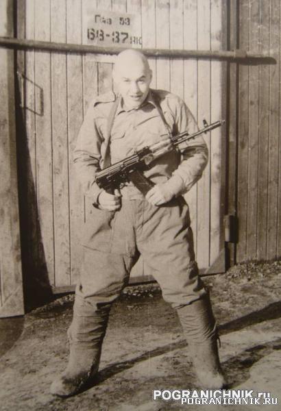 Никель 1984. с-нт Леха Симонов, Москва. Повар гарнизона.
