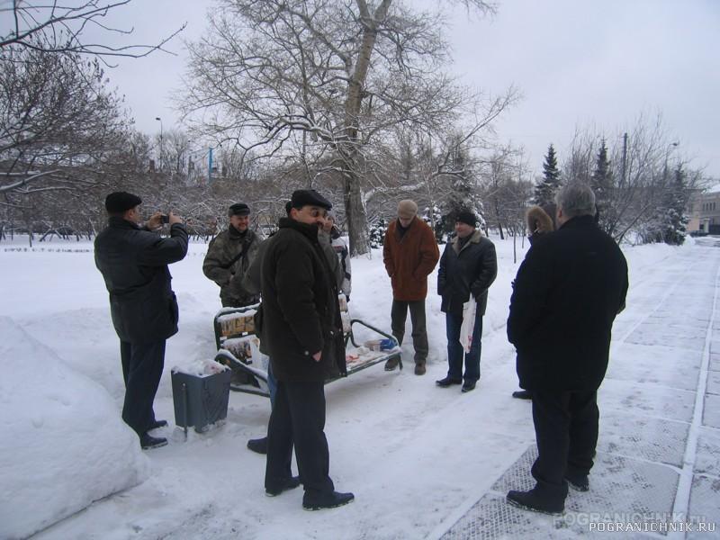 Встреча у Памятника 24 февраля