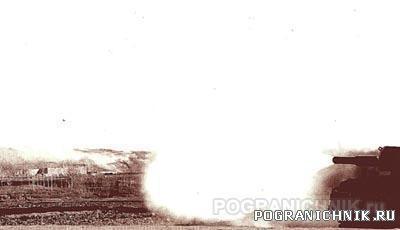 26.Удачный снимок выстрела танковой пушки.jpg