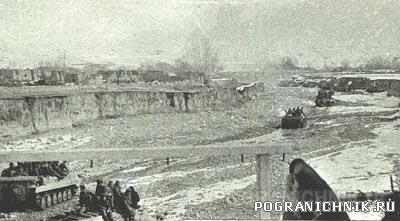 208.Восточная окраина Тулукана. Подрыв БТРа.jpg