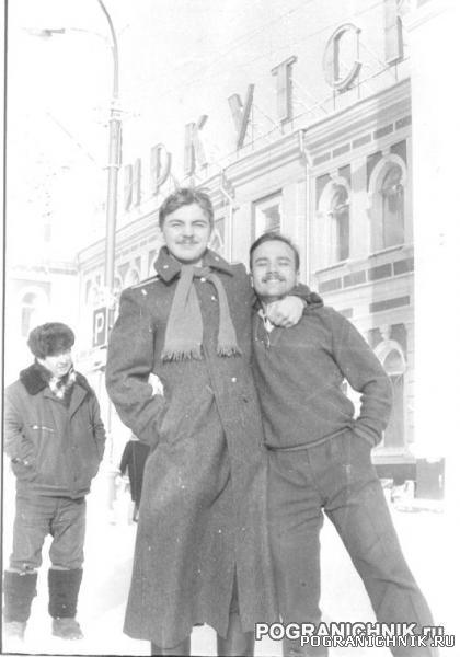 Вокзал Иркутск. По пути на стаж в Приаргунск янв 1992.jpg