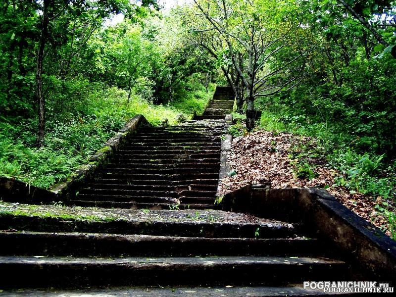 лестница на Заозерную