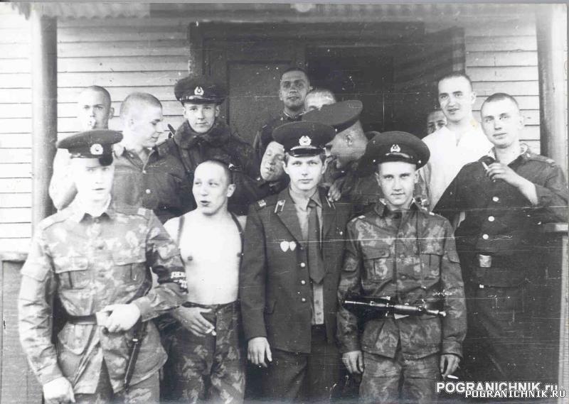 КСЗПО, Никельский отряд, 23 ПЗ, Домой, 23.06.1987