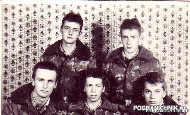 Москвичи май 87 на Рибозе.JPG