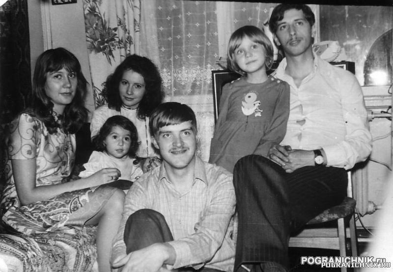 КПО Елизово После службы 1980г.