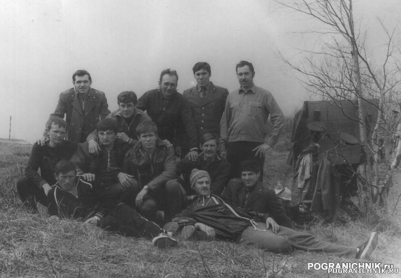 КПО ОРС После кросса 81-85г