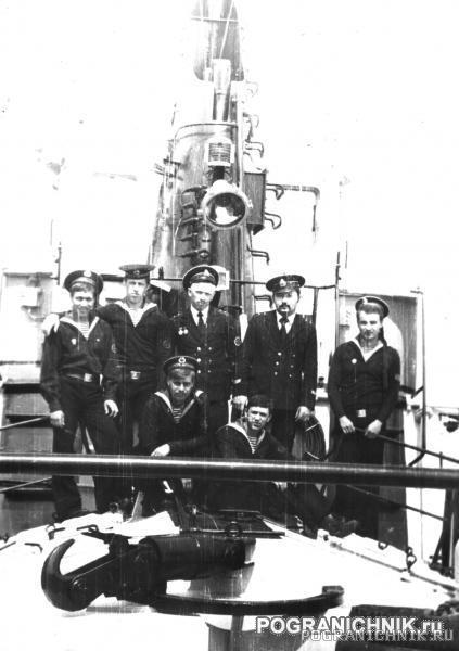 1-й экипаж ПСКА-593