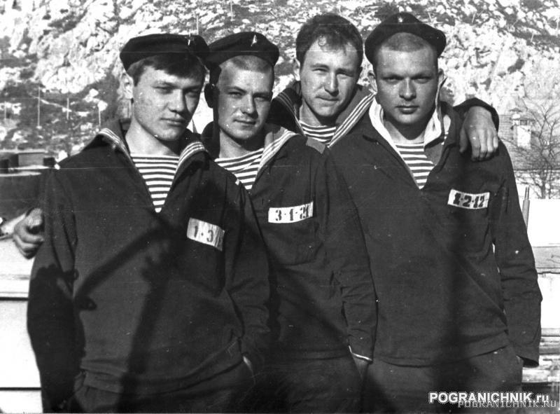 """5 ОБПСКР - ПСКР """"Измаил"""". Моряки"""