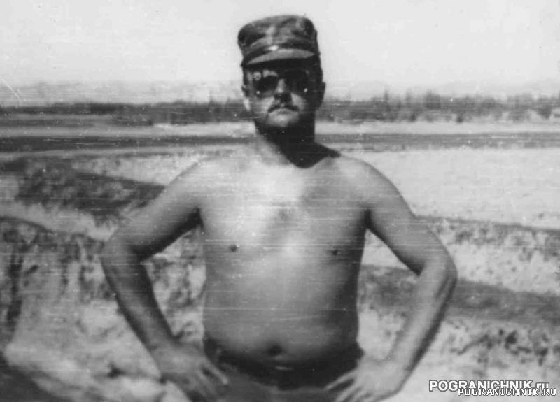 1ММГ  Маймана  майор  Филипов Боря .Товарищи офицеры должны